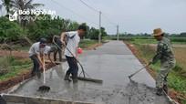Nghệ An: Huy động hơn 30.843 tỷ đồng xây dựng nông thôn mới