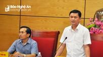 Chủ tịch UBND tỉnh: Vẫn còn tình trạng phiền hà, gây khó cho nhà đầu tư