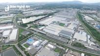 Gần lấp đầy diện tích KCN ở Nghệ An, nhà đầu tư Thái Lan xin triển khai thêm 250 ha