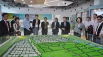 Doanh nghiệp Nhật Bản tìm hiểu cơ hội đầu tư tại khu kinh tế Đông Nam