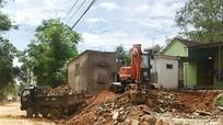 Người dân một xã ở Đô Lương (Nghệ An) hiến trên 7.000m2 đất làm đường liên huyện