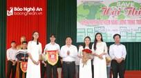 Nghệ An thi tuyên truyền tiết kiệm năng lượng trong trường học