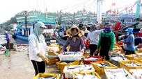 Đội tàu vây ở một xã Nghệ An đánh bắt hải sản thu gần 13 tỷ đồng