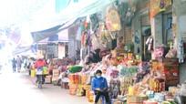 Nghệ An kiểm soát chặt việc phòng, chống dịch Covid-19 tại các chợ dân sinh