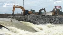 Các địa phương chủ động, khẩn trương chống hạn trong thời gian xử lý sự cố vỡ đập Bara Đô Lương