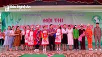 Nghệ An: Hội thi tuyên truyền tiết kiệm năng lượng trong trường học