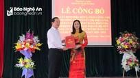Xã Hưng Hòa (thành phố Vinh) có tân bí thư Đảng ủy xã