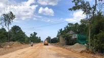 Sẽ cưỡng chế giải phóng mặt bằng thi công dự án đường Vinh - Cửa Lò
