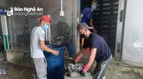 Đầu ra khó khăn, gần 15.000 tấn hải sản ở Nghệ An tồn kho