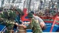 Các địa phương ven biển Nghệ An ứng phó với bão Conson