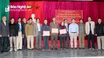 Trao 140 triệu đồng hỗ trợ xây nhà tình nghĩa tại xã Hưng Lộc (TP. Vinh)