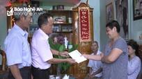 Nghệ An: Trên 1,2 tỷ đồng hỗ trợ nạn nhân chất độc da cam