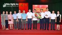 Các đơn vị chúc mừng Báo Nghệ An nhân Ngày Báo chí cách mạng Việt Nam 21/6