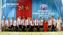 Đại hội Đảng bộ xã Diễn Kỷ (Diễn Châu) nhiệm kỳ 2020 - 2025