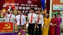 Đại hội Đảng bộ xã Diễn Lợi (Diễn Châu) nhiệm kỳ 2020 - 2025