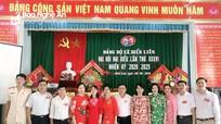 Đại hội Đảng bộ xã Diễn Liên (Diễn Châu) nhiệm kỳ 2020 - 2025