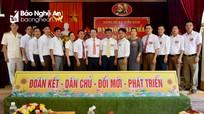 Đại hội Đảng bộ xã Diễn Bích (Diễn Châu) nhiệm kỳ 2020 - 2025