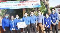 Gần 1.000 tình nguyện viên tiếp sức mùa thi 2021 ở Nghệ An