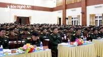 Đảng ủy Sư đoàn 324 quán triệt Nghị quyết Trung ương 6 (khóa XII)