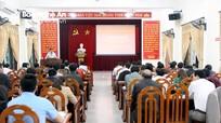 66 đoàn viên ưu tú tham gia lớp bồi dưỡng lý luận chính trị