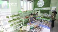 Green Garden - Chất lượng thực phẩm của khách hàng là uy tín của chúng tôi
