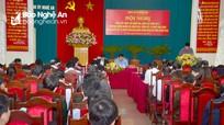 Nghệ An kỷ luật 15 tổ chức đảng và hơn 1.000 đảng viên năm 2017