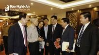 Nguyên Bộ trưởng Trương Đình Tuyển tin tưởng Nghệ An sẽ thành điểm sáng thu hút đầu tư