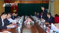 Bộ Ngoại giao sẵn sàng phối hợp chặt chẽ với Nghệ An về công tác đối ngoại