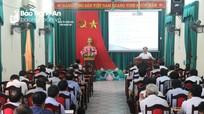 Thông báo nhanh về Nghị quyết Trung ương 7 (khóa XII) đến cán bộ, đảng viên