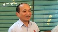 Phó trưởng Đoàn ĐBQH tỉnh: Cần có giải pháp cụ thể hậu kiểm tra các vấn đề môi trường