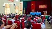 Bí thư Tỉnh ủy: Thực hiện tốt công tác đối thoại với nhân dân