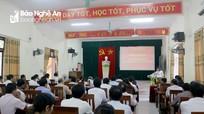 Nghệ An: Bồi dưỡng công tác dân vận cho 140 học viên