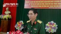 Xây dựng khu vực phòng thủ vững chắc ở Quế Phong