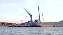 Nghệ An sắp có thêm cầu cảng đón tàu trọng tải 30.000 DTW