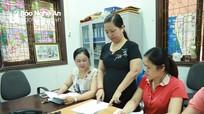 Hưng Nguyên khảo sát mức độ hài lòng của nhân dân với chủ tịch HĐND, UBND cấp xã