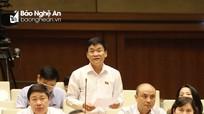 Đại biểu Trần Văn Mão chất vấn về giải pháp đẩy lùi tham nhũng