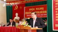Cử tri Quỳ Châu đề nghị tích hợp các chính sách hỗ trợ người nghèo