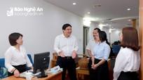 Bí thư Tỉnh ủy: Cần tiếp tục phát huy thế mạnh, nét đặc sắc riêng của Báo Nghệ An