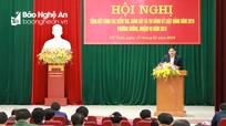 Đồng chí Nguyễn Đắc Vinh: Phải quan tâm đến quy trình rút kinh nghiệm sau kiểm tra