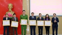 Đảng bộ Nghĩa Đàn 10 năm liên tiếp được xếp loại Hoàn thành xuất sắc nhiệm vụ