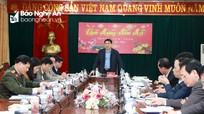 Nghệ An: Hội nghị Gặp mặt các nhà đầu tư Xuân Kỷ Hợi 2019 được tổ chức vào ngày 23/2