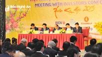 Thủ tướng Nguyễn Xuân Phúc dự Hội nghị Gặp mặt các nhà đầu tư Xuân Kỷ Hợi tại Nghệ An