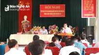 Phó Chủ tịch Hội Nông dân, Phó công an xã ở Nghệ An xin nghỉ việc vì cho rằng phụ cấp thấp