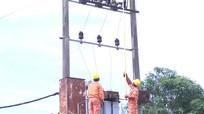 Công bố hợp nhất Điện lực Nghĩa Đàn - Thái Hòa