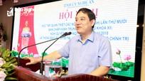 Bí thư Tỉnh ủy: Kiên trì, sáng tạo, đột phá hơn trong thực hiện Nghị quyết số 26 của Bộ Chính trị