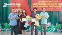 Đảng ủy Khối Các cơ quan tỉnh Kỷ niệm 89 năm Ngày truyền thống ngành Tuyên giáo