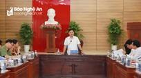 Chủ tịch UBND tỉnh: Nghĩa Đàn phải trở thành trung tâm lan tỏa phát triển bền vững