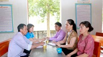Sẽ trình HĐND tỉnh thông qua chế độ hỗ trợ người nghỉ việc do sáp nhập xóm