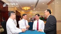 Gần 400 đại biểu dự Hội nghị xúc tiến đầu tư vào tỉnh Nghệ An tại TP Hồ Chí Minh