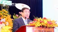Chủ tịch UBND TP Hồ Chí Minh kêu gọi các doanh nghiệp quan tâm đầu tư vào Nghệ An